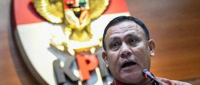 Ketua KPK Firli Bahuri (Hari Setiawan Muhammad Yasin/KM)