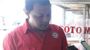 Ketua KPTB Tedy Irawan (dok. KM)