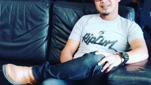 Ketua Wahana Anak Pinggiran Indonesia Kota Tanjungbalai, Andrian Sulin (dok. KM)