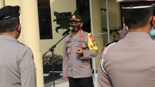 Kapolres Kebumen AKBP Rudy Cahya Kurniawan (dok. KM)