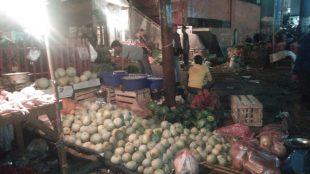 Pedagang Jalan Roda, Pasar Bogor, Kota Bogor (dok. KM)