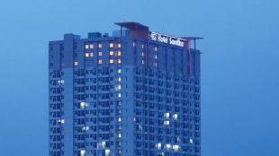 Hotel Santika (Istimewa)