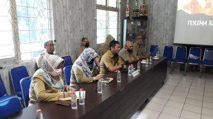Rapat Dispora dan KONI Kota Bogor, Senin 8/6/2020 (dok. KM)