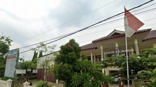 Kantor Kelurahan Jatijajar, Tapos, Depok (dok. KM)