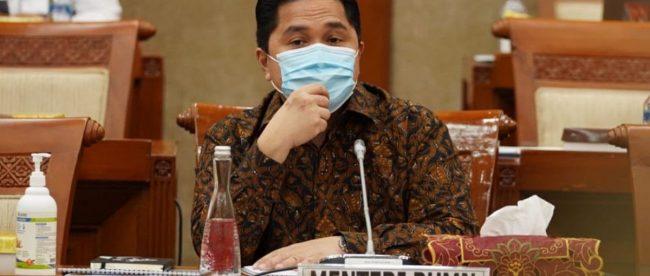 Menteri BUMN Erick Thohir (dok. Kementerian BUMN)
