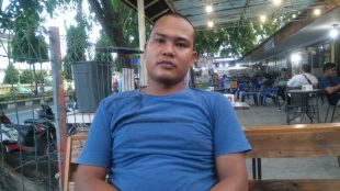 Ketua KOMPAK Tanjungbalai, Ramadhan Batubara (dok. KM)
