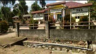 Kantor Desa Bedengung, Kecamatan Payung, Bangka Selatan (dok. KM)
