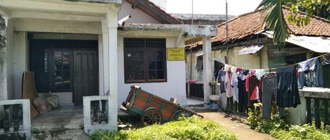 Rumah Berplang CV. Ananda Azka Perkasa di Sindang Barang, Kota Bogor (dok. KM)