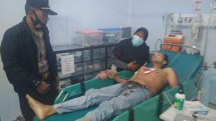 Regi, juru parkir di THM X-Bar, Pangkalpinang, yang tewas usai ditusuk saat berusaha melerai warga yang berkelahi, Kamis 3/9/2020 (dok. KM)