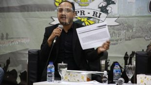 Ketua Komite I DPD RI, Fachrul Razi (dok. KM)