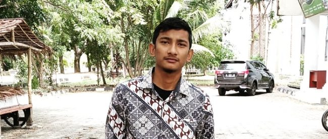 Koordinator Kaukus Peduli Aceh, Muhammad Hasbar Kuba (dok. KM)