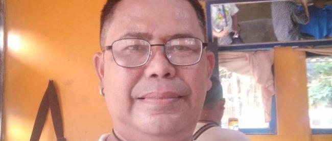 Sekjen LSM Dobrak Subang, Zendral (dok. KM)