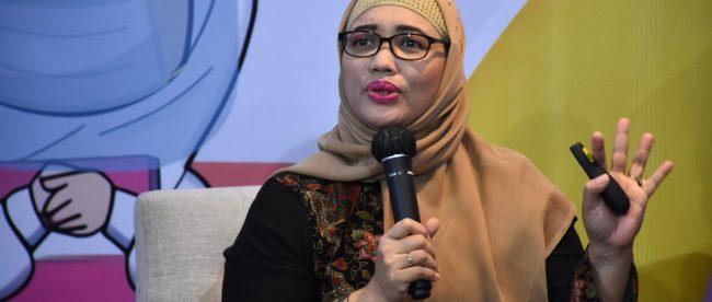 Komisioner KPAI Bidang Pendidikan, Retno Listyarti (dok. KM)