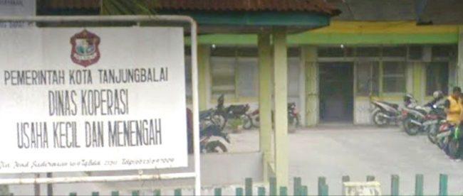 Kantor Dinas UMKM Tanjungbalai (dok. KM)