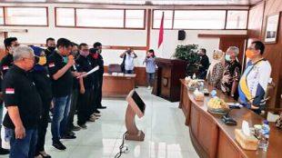 Deklarasi APPI di Ruang Ki Tinggil Setda Indramayu, Jumat 25/9/2020 (dok. KM)