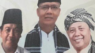 Rohidin Mersyah bersama Kiay NU di Provinsi Bengkulu