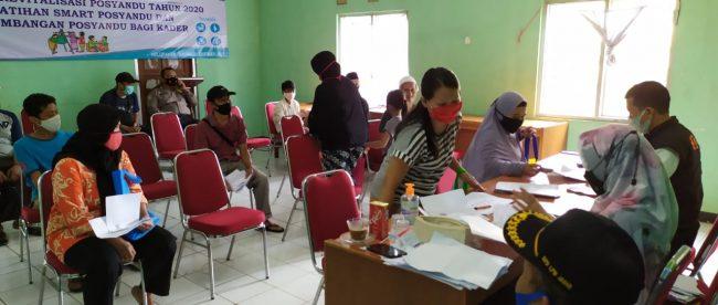 Pembagian Bansos Kemensos RI Tahap 7 di Kelurahan Pakuan Kota Bogor (dok. KM)