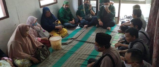 Silaturahmi DPC PBB Kota Bogor dengan Pertuni Kota Bogor, Minggu 18/10/2020 (dok. KM)