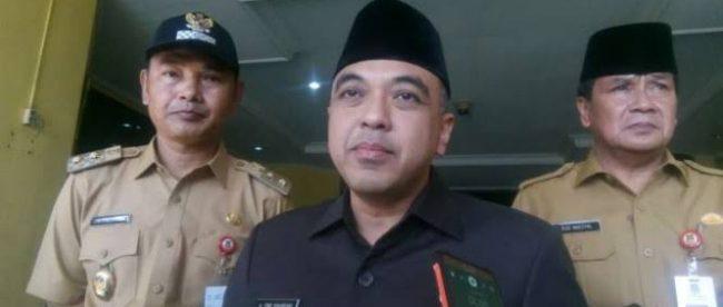 Bupati Tangerang Achmad Zaki Iskandar (dok. Viva)