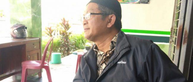 Kasi Pemerintahan Kec. Tambakdahan, Kab. Subang, Dwi P. Handaka (dok. KM)