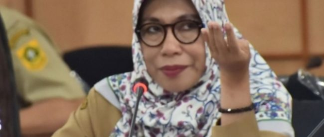 Sekretaris Daerah (Sekda) Kota Bogor, Syarifah Sofiah Dwikorawati (dok. Instragram @sofiahsyarifah)