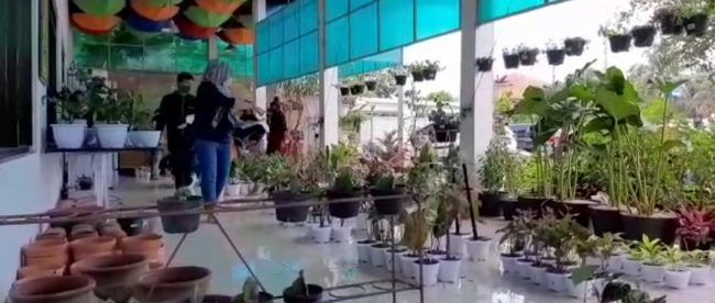 Botani Mart Jalan Raya Dramaga Bogor Barat Kabupaten Bogor (dok. KM)