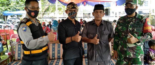 Pemilihan Ketua LPM Kelurahan Empang (dok. KM)