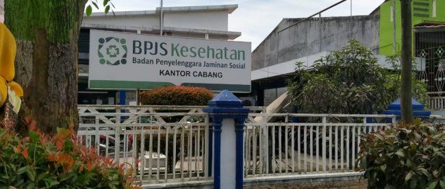 Kantor BPJS Cabang Kota Tanjungbalai (dok. KM)
