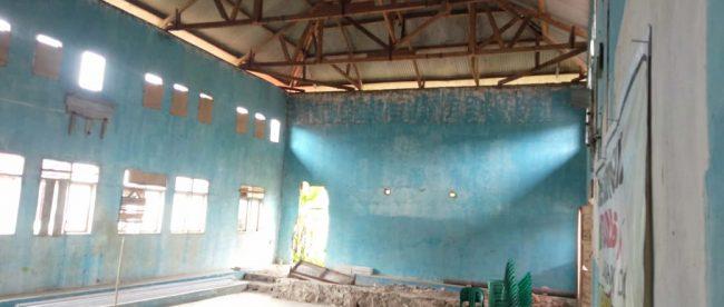 Kantor Desa Sukatani, Kecamatan Compreng, yang akan dibangun menggunakan dana Banprov (dok. KM)