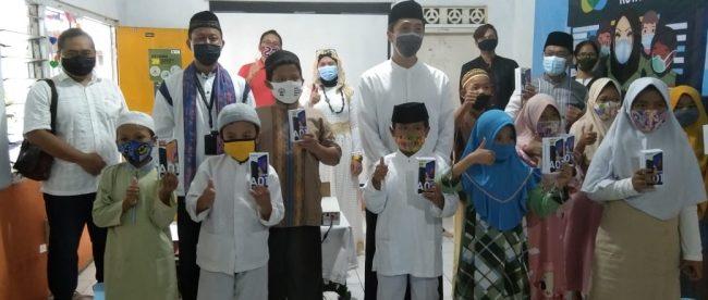 Peresmian Ruang Belajar Online Jabar Bergerak Kota Bogor, Kamis 22/10/2020 (dok. KM)
