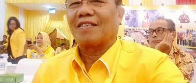 Sumardi Ketua Fraksi Golkar DPRD Provinsi Bengkulu