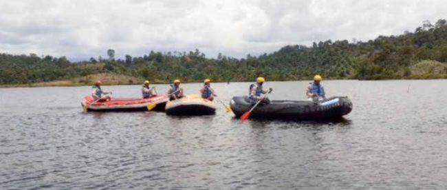Wisata Danau Kawutan Serunting Desa Muara Danau Kecamatan Seginim Bengkulu Selatan