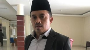 Wakil ketua II DPRD Kabupaten Manggarai Barat, Marselinus Jeramun (dok. KM)