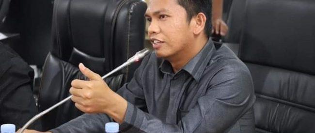 Mas Budi Panjaitan, Anggota DPRD Kota Tanjungbalai dari PKS (dok. KM)