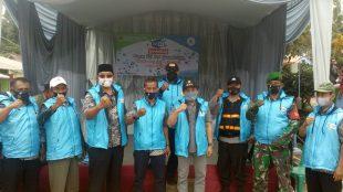 """Peluncuran program """"Desa Digital"""" di Desa Gunung Malang, Kecamatan Tenjolaya, Kabupaten Bogor, Kamis 12/11/2020 (dok. KM)"""