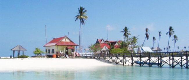 salah satu pemandangan di kawasan Pulau Tinabo, Kep. Selayar, Sulawesi Selatan (dok. KM)