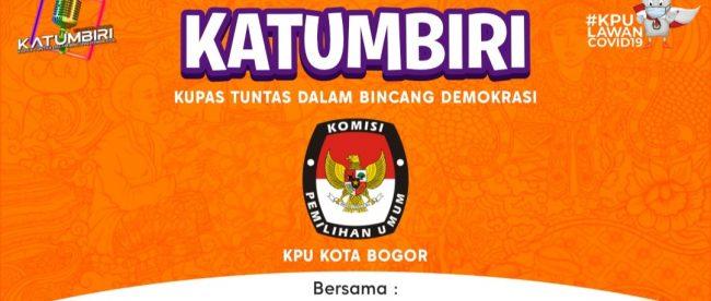 KATUMBIRI KPU Kota Bogor (dok. KM)