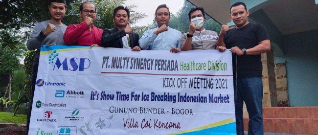 Jajaran Direksi PT MSP Grup (dok. KM)