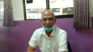 Kepala Unit (Kanit) Pasar Bogor Untung Tampubolon (dok. KM)