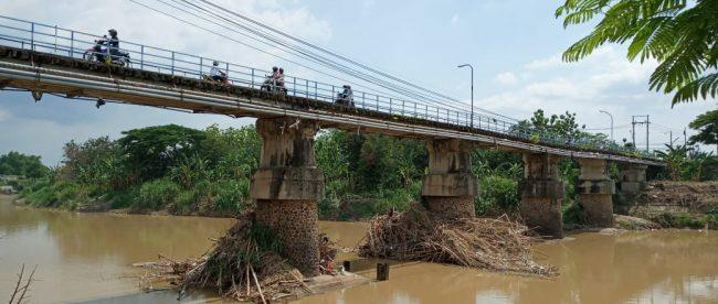 Jembatan Patihan di Kabupaten Madiun (dok. KM)