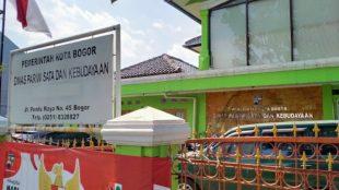 Kantor Dinas Pariwisata dan Kebudayaan Kota Bogor (stock)