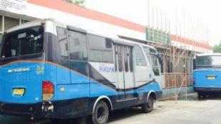 Bus Transpakuan Milik PDJT (dok. Tribunnews)