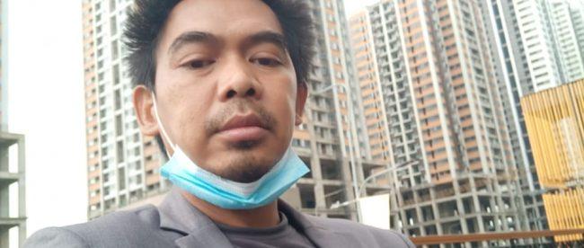 Ketua PWRI Kabupaten Bogor, Rohmat Selamat