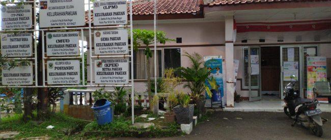 Kantor Kelurahan Pakuan, Kecamatan Bogor Selatan, Kota Bogor (dok. KM)
