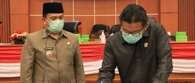 Peresmian Gedung Baru Kantor Imigrasi Kelas 1 TPI Bogor (dok. KM)