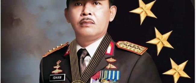 Kapolri Jenderal Idham Azis (stock)