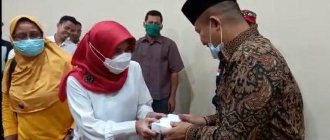 Paslon Cabup Kebumen Arif-Rista (dok. KM)