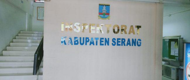 Kantor Inspektorat Kabupaten Serang (dok. KM)