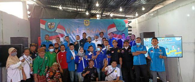 DPK KNPI Parungpanjang Gelar Rakercam Untuk Program 2021-2022, di Cafe Eatdah Parungpanjang, Minggu Pagi 20 Desember 2020. (dok. Hari Setiawan Muhammad Yasin/KM)