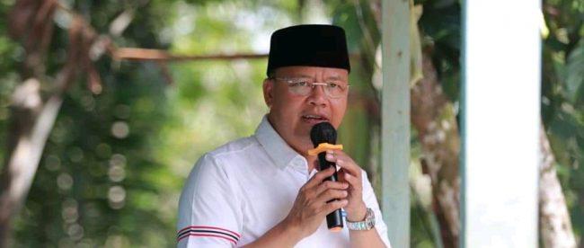 Gubernur Rohidin Mersyah